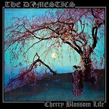 "The Domestics : Cherry Blossom Life VINYL 12"" Album Coloured Vinyl (2017)"