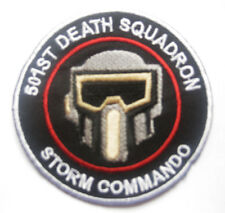 STAR WARS IMPERIAL ARMY STORMTROOPER Storm commando shadow scouts Patch Badge