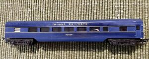 Tri-ang Railways OO 10724 Blue Passenger Car