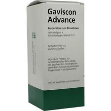 GAVISCON Advance sosp. 500 ml PZN7004633