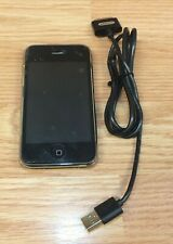 **FOR PARTS** Apple iPhone (A1303) 3GS Smart Phone w/ Compatible Power Supply