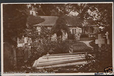 Isle of Wight Postcard - The Shadow of The Cross, Bonchurch   RS1395