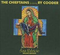 NEW San Patricio (Feat. Ry Cooder) [CD/DVD Combo] (Audio CD)
