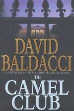 Camel Club: The Camel Club No. 1 by David Baldacci (2005, Hardcover)-USED LIB.
