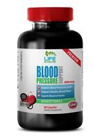 High Blood Pressure Support 985 - Supplement - Cardiovascular Health Capsules 1B
