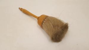 "10"" Vintage Brush w Soft Bristles 36567"