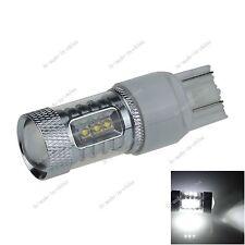 1X White 7443 7440 16 Cree XBD R3 LED 80W Turn Signal Rear Light Bulb Lamp G016