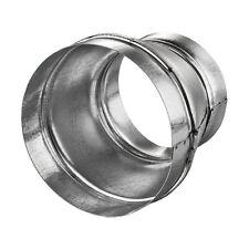 Reduktion rund Ø 150mm - Ø125mm, Metall ( 3103 )