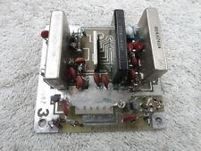 GE MASTR II Repeater control RF tone board PL19C321162G1 FREE SHIP  A28