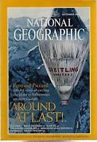 Around At Last!.Vol.196.No.3.September.1999.NATIONAL GEOGRAPHIC.End Of Stock!