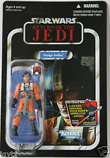 "WEDGE ANTILLES Rebel Pilot VC28 Hasbro Star Wars ROTJ 3.75"" 2011 ACTION FIGURE"