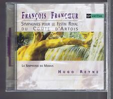 FRANCOEUR CD NEW SYMPHONIES POUR LE FESTIN ROYAL HUGO REYNE