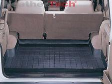 WeatherTech Custom Cargo Liner - Land Rover Discovery Original 1994-1999 Black