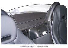 Mercedes R171 SLK Wind Deflector Acryl Glass SLK200 SLK280 SLK300 SLK350 SLK55