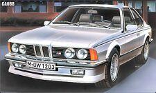 Academy 15102 Plastic Model Kit 1/24 World Famous Car Series BMW M635