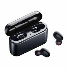 Inalambrico Bluetooth Auriculares Con Estuche De Carga Cancelacion De Ruido New