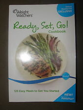 Weight Watchers READY, SET, GO! Cookbook Points Plus 125 Recipes