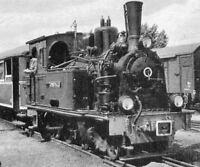Ostpreussische Kleinbahnen Königsberg Aktie Ostpreussen Eisenbahn Kaliningrad