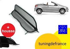 PEUGEOT 206 CC Cabrio | Déflecteur | Filet Anti Remous | Coupe Vent + HOUSSE