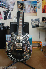 ARTCORE IBANEZ AS93PV-TK-12-01 SEMI HOLLOW ELECTRIC GUITAR WITH OHSC