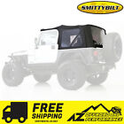 Smittybilt Replacement Soft Top W Tinted Windows For 1997-2006 Jeep Wrangler Tj