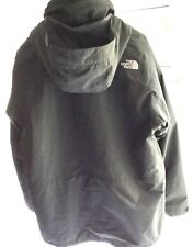 Genuine The North Face Da Uomo M/L GORE-TEX Triclimate 3-in - 1 Giacca Cappotto Nero