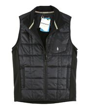 Smartwool Men's Black Corbet 120 Vest Size L 1089