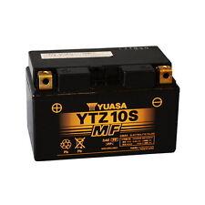 BATTERIA YUASA YTZ10S 12V/8,6AH HONDA 500 CB FA ABS (PC45) 2013-2015