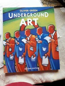 Underground Art: London Transport Posters 1908-1988 by Green, Oliver Paperback