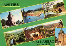 Carte Amitiés d'ALLASSAC en Corrèze