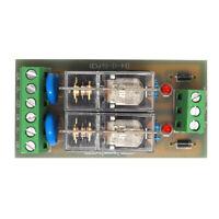 2 Way Relay Control Module DC 12V Anti-surge NPN/PNP Relay Module Board