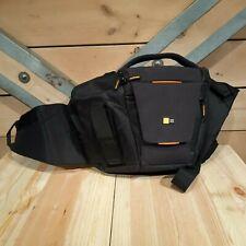 Case Logic Sling Camera Bag Black w/ Adjustable Shoulder Strap - Swanky Barn
