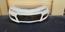 OEM2017,2018 2019, CHEVROLET CHEVY CAMARO ZL1 FRONT BUMPER COVER & GRILLE OEM