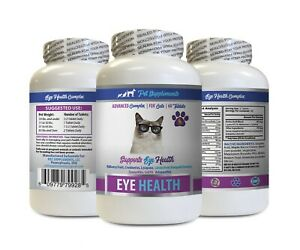 cat eye care products - CATS EYE HEALTH COMPLEX - lutein for cats 1B