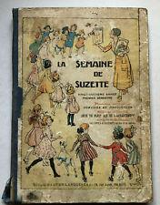 La semaine de Suzette année 3 Decembre 1931  - gautier-Languereau , 1931 - 1932