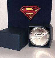 2016 SUPERMAN Coin BU $5 Canada Maple Leaf - 1 oz .999 Fine Silver GIFT Set #1