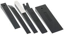 Zierleistenkeil Satz 5-tlg Kunststoff Keil Plastikkeil Montierhebel Werkzeug Set