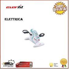 Cyclette Everfit Welly E Pedaliera Riabilitazione Elettrica Mini Bike Ginnastica