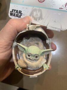 Disney Star Wars Yoda The Child Hanging Ornament 2020 Sketchbook In Hand