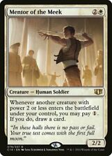 Mentor of the Meek Commander 2014 NM White Rare MAGIC GATHERING CARD ABUGames