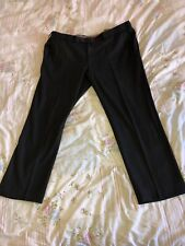 Mens 42w Meyer Trousers 42/28 Rare Size Meyer Melbourne Stretch Band Edition