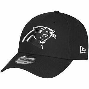 Carolina Panthers 9FORTY NFL Black New Era Cap | New w/Tags | Top Quality Item