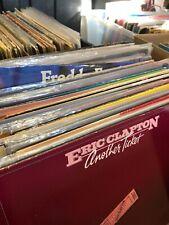 Premier Selection Random Lot Of 3 Classic Rock Vinyl Record LPs VG++