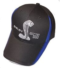 SHELBY GT500 HAT IN BLACK MENS SIZING BRAND NEW ITEM
