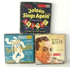 Lot GLEN MILLER /AL GOODMAN/ JOLSON SINGS AGAIN RCA Victor 45 RPM Records