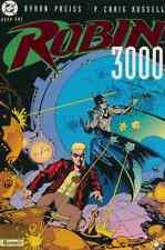 ROBIN 3000 #1-2 NEAR MINT 1992 COMPLETE SET DC COMICS MN-1541