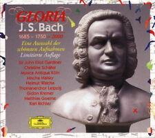 J.S. Bach Gloria Eine Auswahl der schönsten Aufnahmen 2000 DGG CD Album