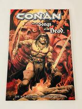 CONAN & THE SONGS OF THE DEAD (Dark Horse) Comic Bento LEGACY December 2017