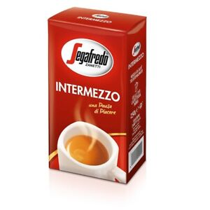 Segafredo Intermezzo 6 x 250g gemahlen ( = 1,5 kg ) -  Luftzieher