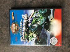 Monster Jam Tour Crushers - Grave Digger and Medusa  (DVD, 2006 ) Hot Wheels